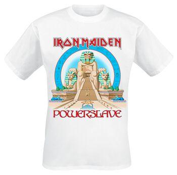 Powerslave World Slavery Tour 1984-1985