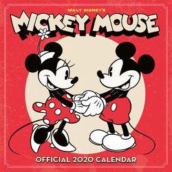 2020 vægkalender