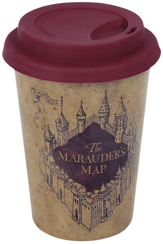 Marauder's Map - kaffekop