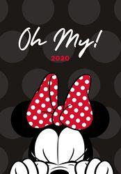 Minnie Mouse 2020 A5 dagbog