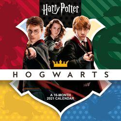 2021 Vagkalender - Hogwarts