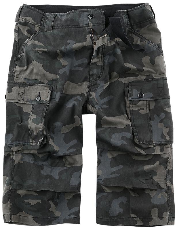 Cody 3/4 Vintage Shorts