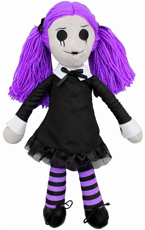 Viola - The Goth Rag Doll