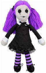 Viola - The Goth Rag Doll