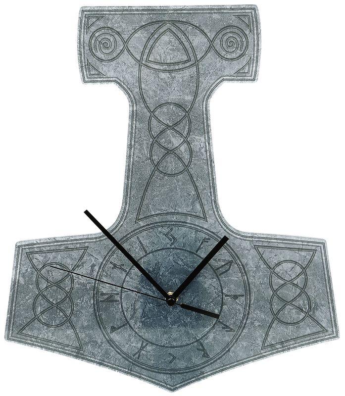 Vægur af akryl Thor's Hammer