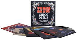 Cinco No.2: The second five LP's