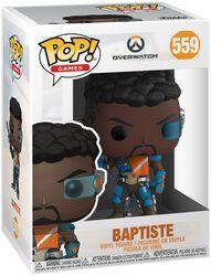 Baptiste Vinyl Figure 559