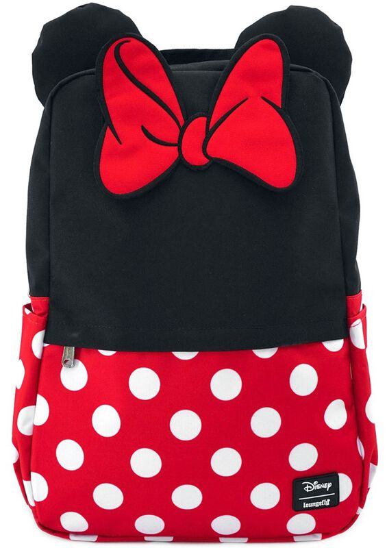 Loungefly - Minnie Cosplay Square