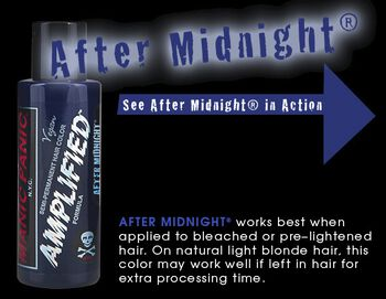 After Midnight Blue - Amplified