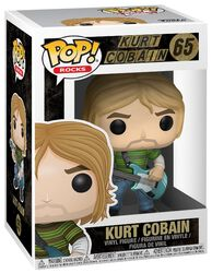 Kurt Cobain Rocks Vinyl Figure 65