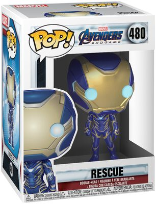 Endgame - Rescue Vinyl Figure 480