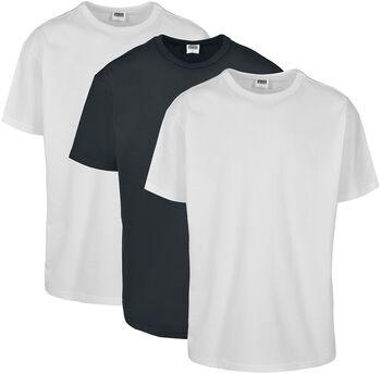 Øko Basic T-shirts, 3-pak