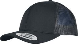 Trucker Recycled Poly Twill med genbrugt polymesh