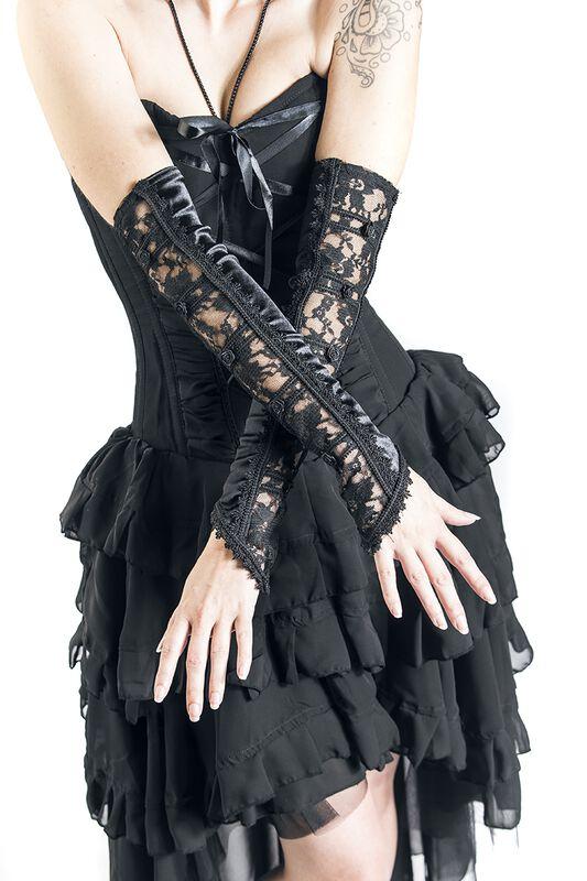 Gothic ærmehandsker