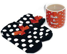 Minnie - Krus med sokker