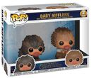 The Crimes of Grindelwald - Baby Nifflers 2-Pack Vinyl Figures