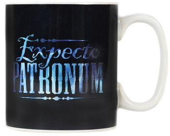 Expecto Patronum - motivskiftende krus
