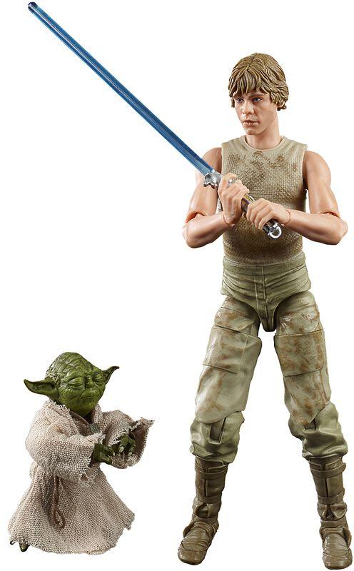40th Anniversary - The Black Series - Luke Skywalker & Yoda