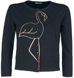 Flamingo Honnie Cardi