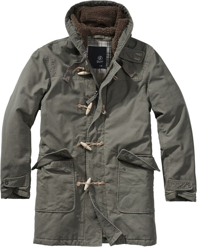 Woodson Heavy Outdoor Parka