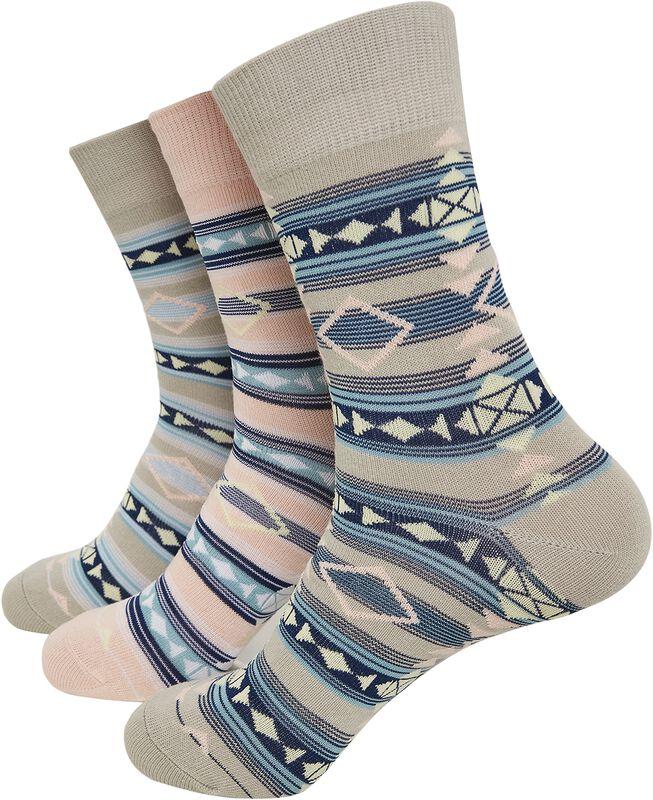Inka sokker, 3 par