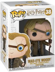 Mad-Eye Moody Vinyl Figure 38