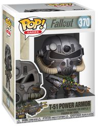T-51 Power Armor Vinyl Figure 370