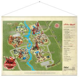 Nuka World Map