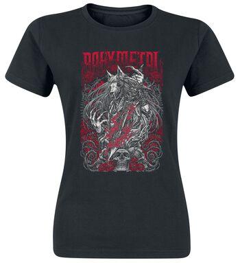 Black Rosewolf