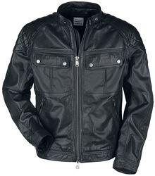 Moto Guzzi Leather