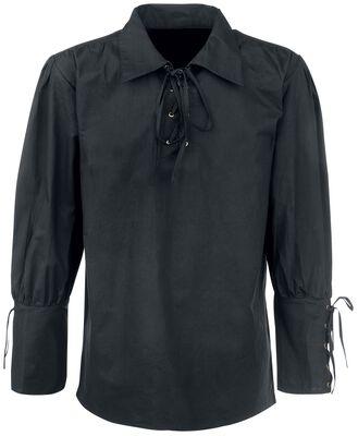 Middelalder Laced Shirt