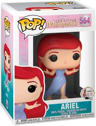Ariel Vinyl Figure 564