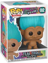 Teal Troll Vinyl Figure 02