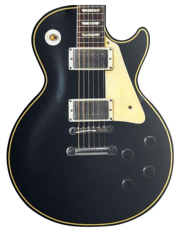 Guitar LP Style