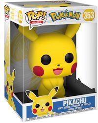 Pikachu (Jumbo Pop!) Vinyl Figure 353