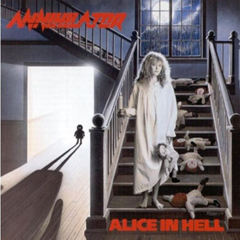 Alice in hell
