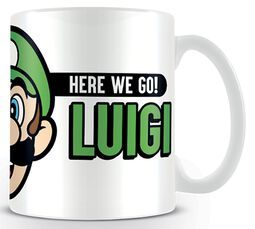 Here We Go Luigi