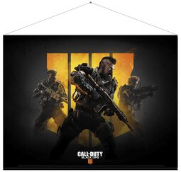 Call of Duty - Black Ops 4 Keyart - Wallscroll
