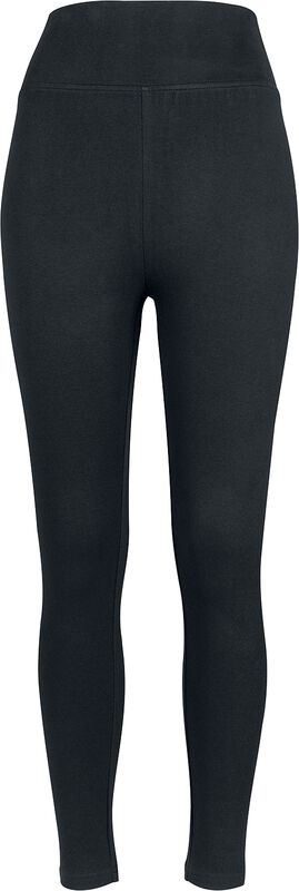 Ladies High Waist Jersey Leggings