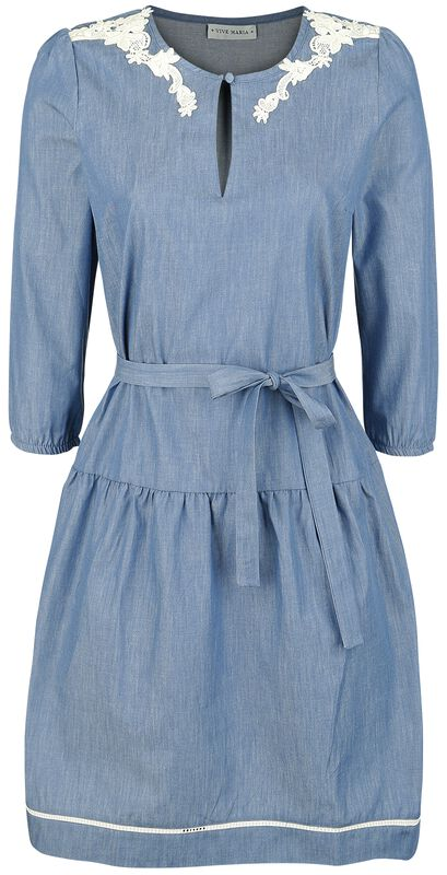 Denim Girl kjole