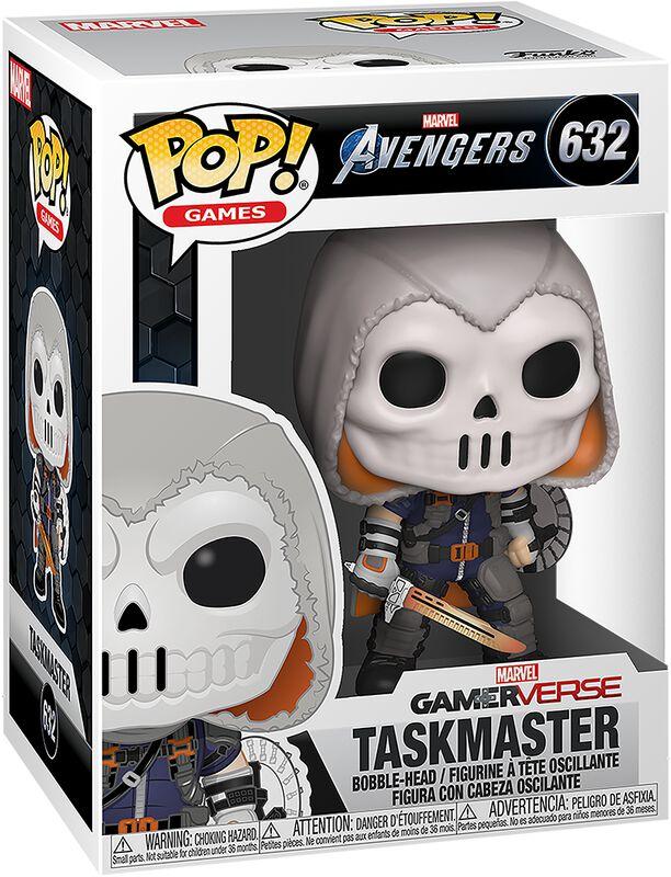 Taskmaster Vinyl Figure 632