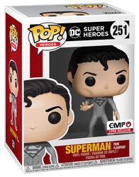Superman from Flashpoint (chance for Chase) Vinyl Figure 251