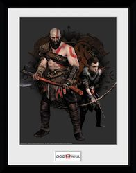 Kratos And Atreus