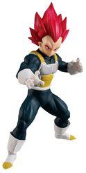 Super - Super Saiyan God Vegeta