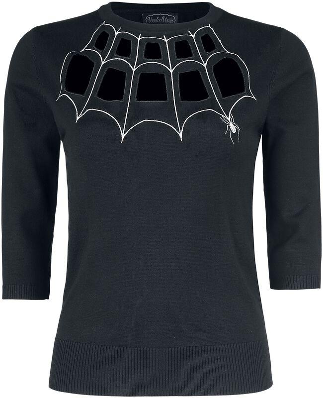 Morticia Spider Web