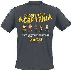 Choose Your Captain
