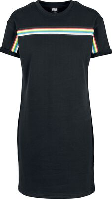 Ladies Multicolor Taped Terry