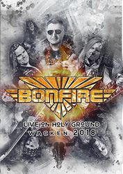Live on holy ground - Wacken 2018