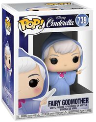 Fairy Godmother Vinyl Figure 739