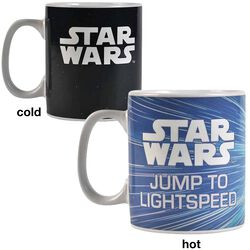 Millennium Falcon - Heat Change Mug